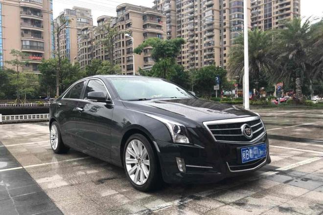 二手车2014款 凯迪拉克ATS 28T 豪华型