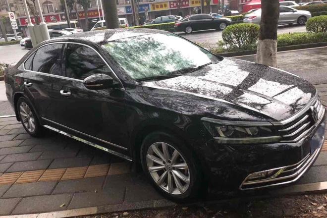 二手车2016款 帕萨特 330TSI DSG尊荣版