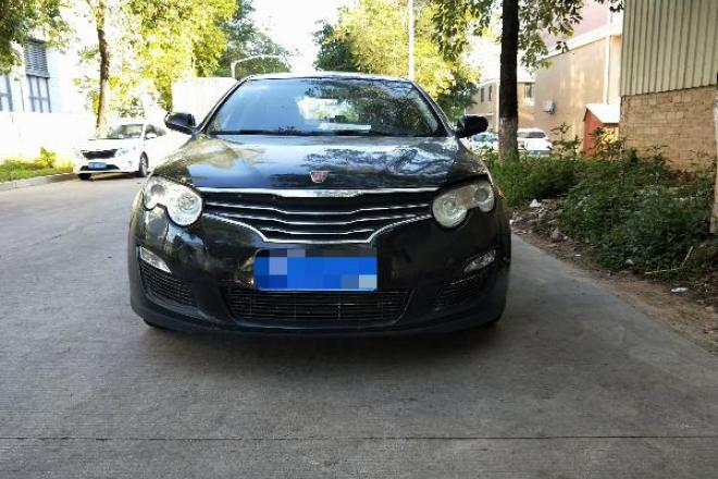二手车2010款 荣威550S 1.8L 手动 启逸版