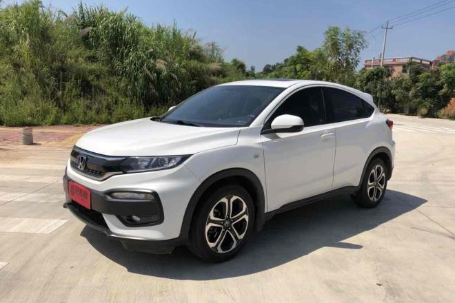 二手车2015款 本田XR-V 1.8L EXi CVT舒适版