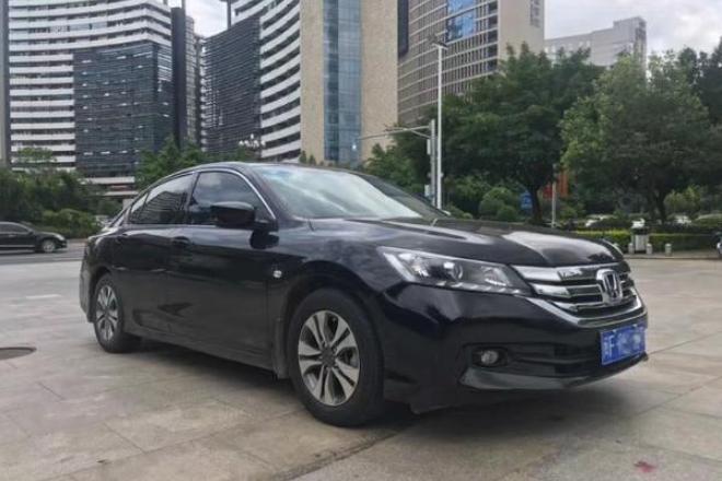 二手车2014款 雅阁 2.0L LX 舒适版