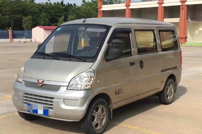 二手车2014款 五菱荣光 1.2L S 标准型