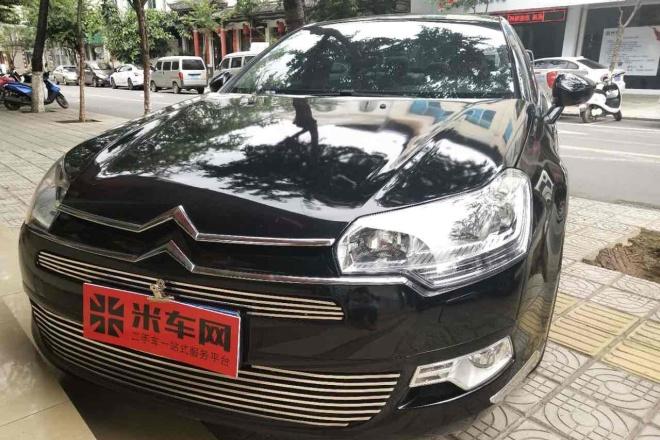 二手车2011款 雪铁龙C5 2.3L 豪华型