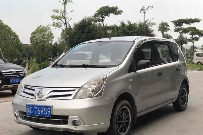 二手车2010款 骊威 劲悦 1.6GS 手动超能型