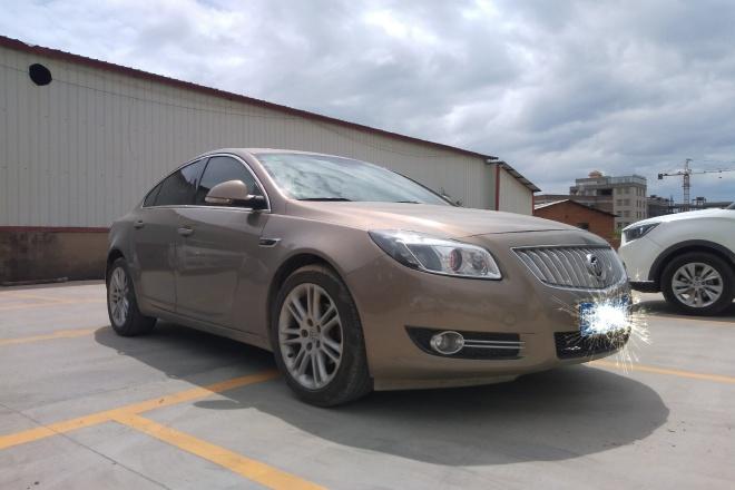 二手车2010款 君威 2.4L 自动 旗舰版