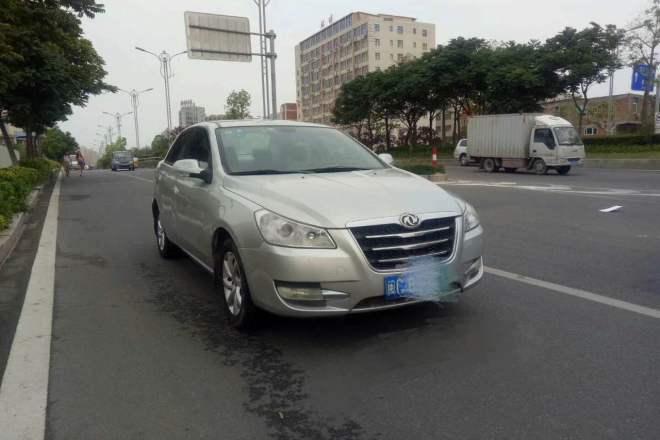 二手车2013款 风神S30 1.6L 手动 尊雅型