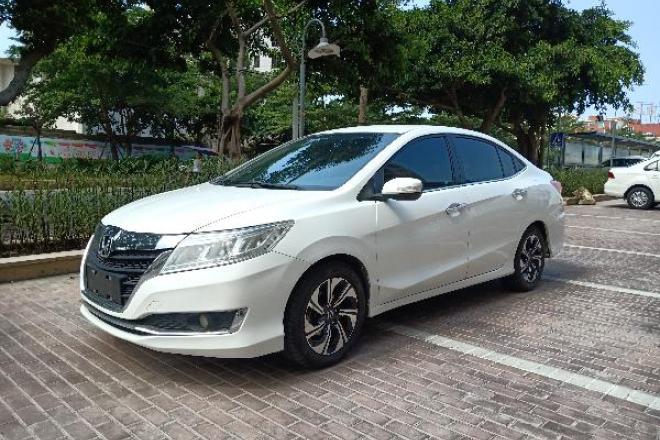二手车2016款 凌派 1.8L CVT舒适版