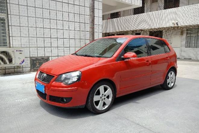 二手车2009款 POLO 劲取 1.6L 自动雅致版