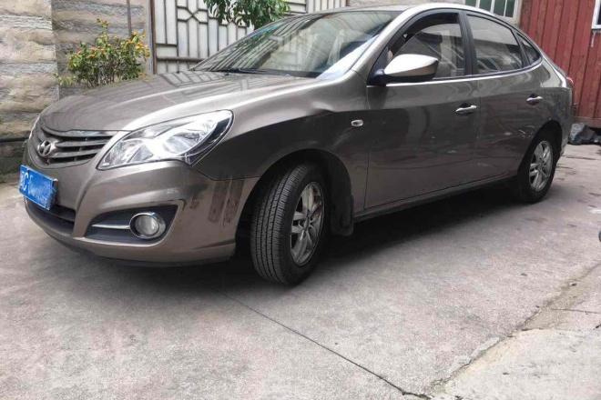 二手车2011款 悦动 1.6L GL 手动舒适型