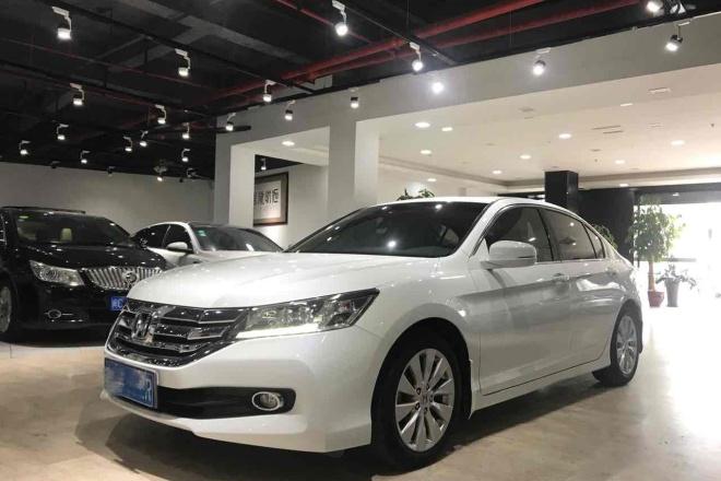 二手车2014款 雅阁 2.4L EXN 豪华导航版