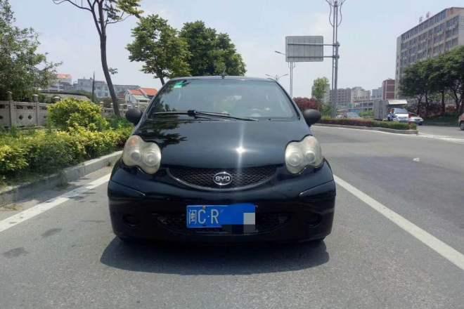 二手车2010款 比亚迪F0 尚酷爱国版 铉酷型