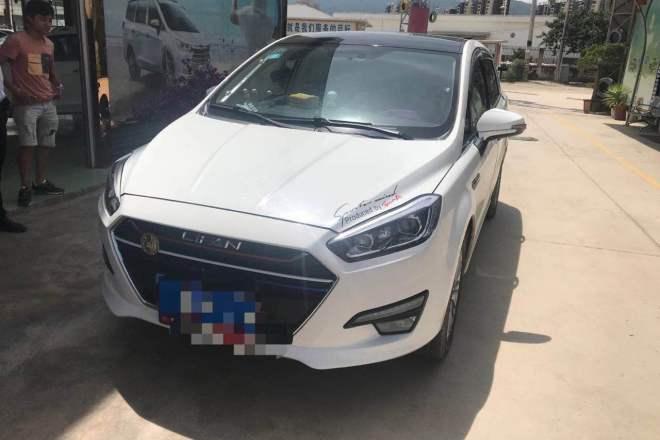 二手车2017款 轩朗 1.5T 手动舒适型