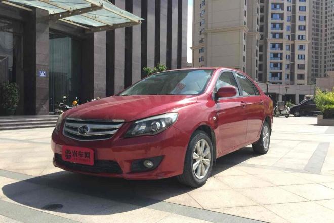 二手车2011款 比亚迪L3 锋畅版1.8L CVT 尊贵型