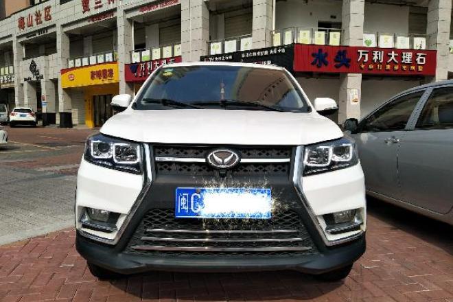 二手车2016款 幻速S3L 1.5L 手动 尊贵型