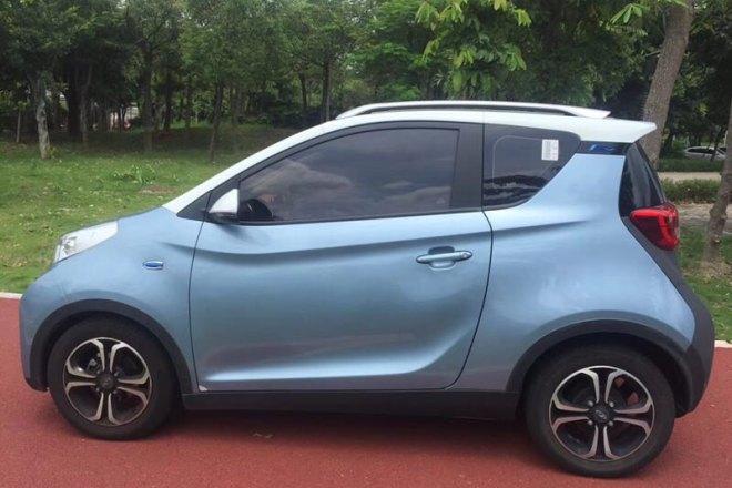 二手车2017款 奇瑞eQ1 智尊版