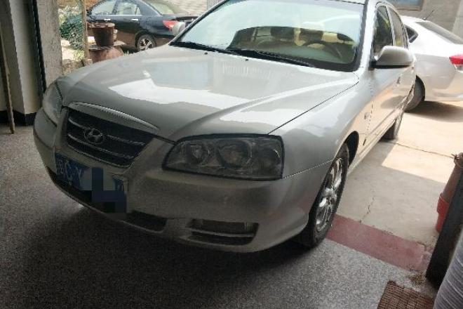 二手车2007款 伊兰特 1.6L 自动豪华型