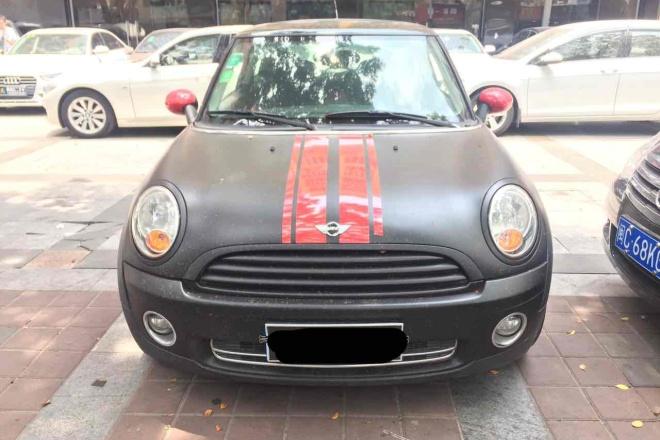 二手车2007款 MINI 1.6L COOPER Fun