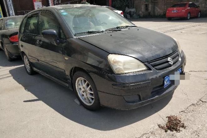 二手车2008款 利亚纳两厢 VVT手动标准型