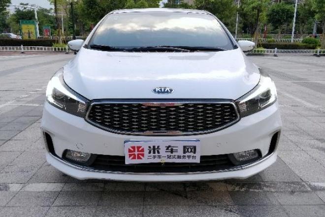 二手车2016款 起亚K3 1.6L 自动GLS