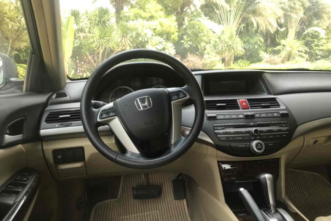 莆田二手车2008款 雅阁 2.0L EX 自动标准版