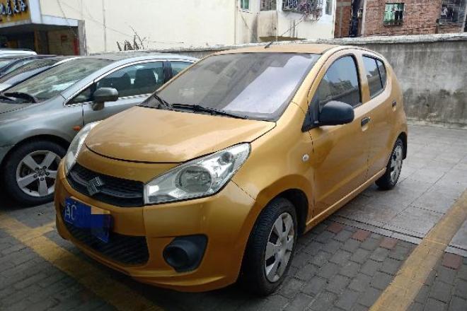 二手车2013款 奥拓 改款 1.0L 手动舒适型