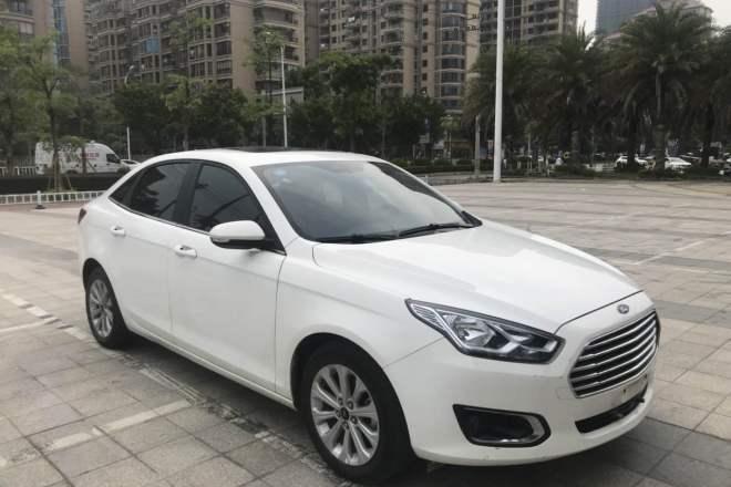 二手车2017款 福睿斯 幸福版 1.5L 自动时尚型