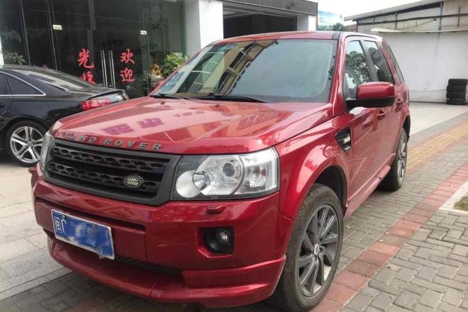 泉州二手车2011款 神行者2代 3.2L 中国红限量版