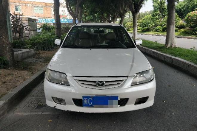 二手车2004款 海福星 1.6L GLX