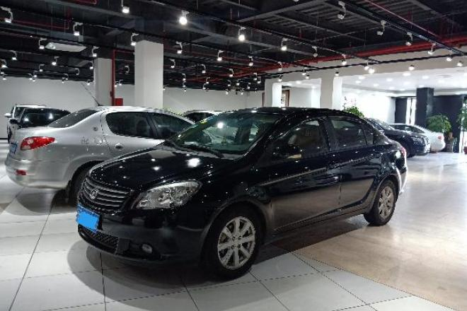二手车2010款 长城C30 1.5L VVT CVT 豪华型