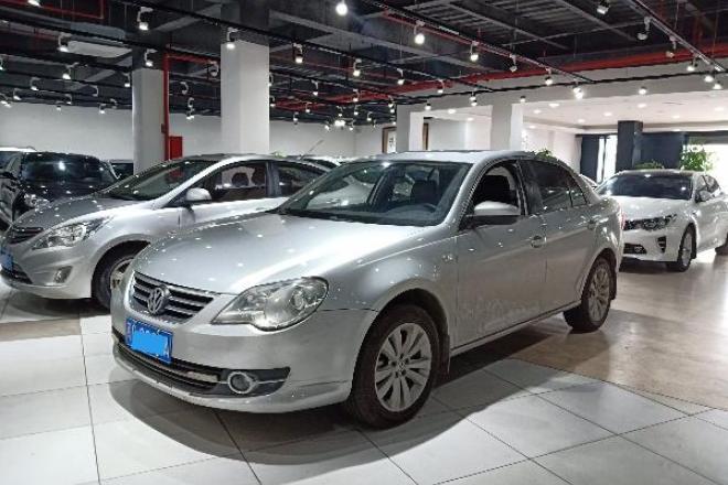 二手车2011款 宝来 1.4T 自动 豪华型