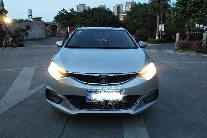 二手车2013款 逸动 XT 1.6L 手动尚酷型 国IV