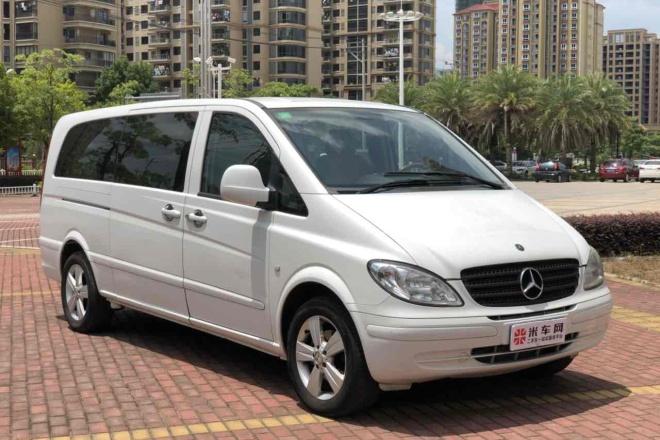 二手车2010款 威霆 2.5L 商务版