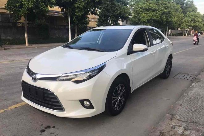 二手车2017款 雷凌 1.2T V CVT豪华版