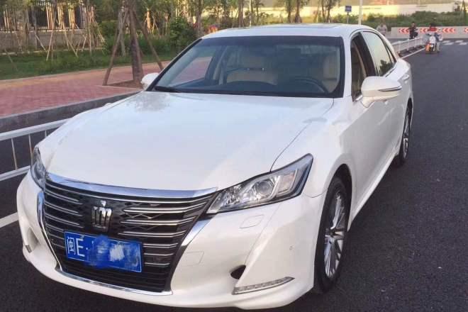 二手车2015款 皇冠 2.5L 精英版