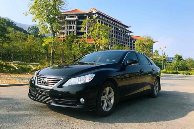 莆田二手车2010款 锐志 2.5V 风度菁英版