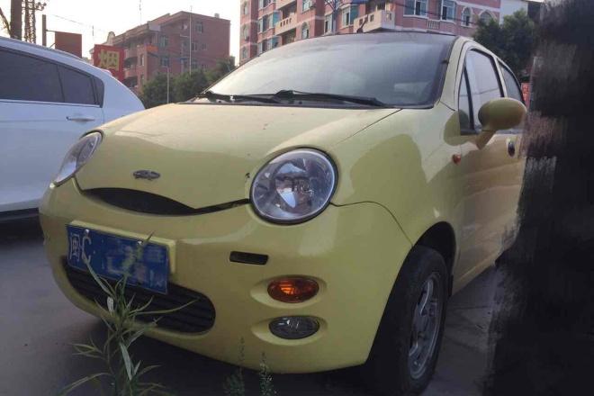 二手车2012款 奇瑞QQ 0.8L 手动 梦想版 梦想型