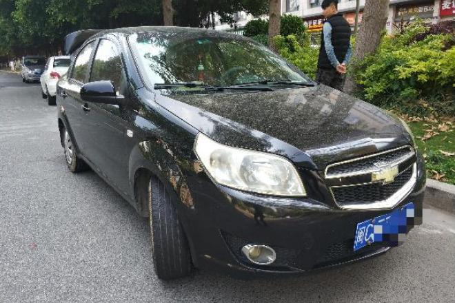 二手车2010款 乐风 1.4 MT 风度版