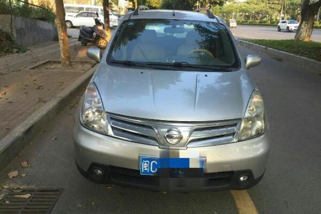 二手车2010款 骊威 劲悦 1.6GI 自动全能型