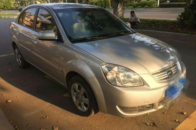 二手车2007款 锐欧 1.4 GLS MT
