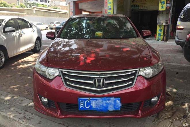 二手车2009款 思铂睿 2.4L 尊贵导航版 VTi-S NAVI