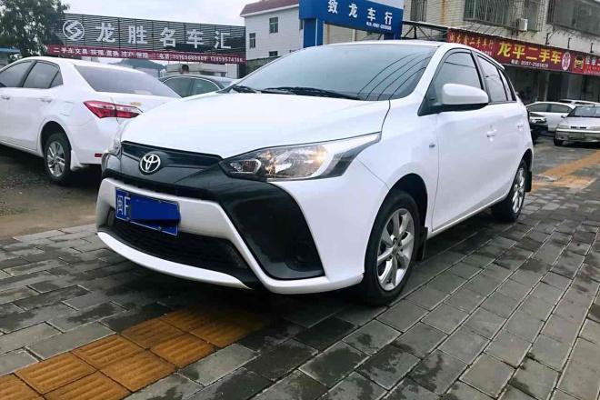 二手车2015款 YARiS L 致炫 1.5GS 自动 锐动特别版