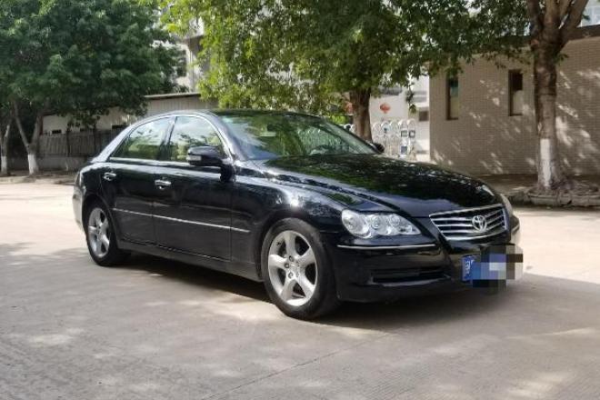 二手车2009款 锐志 2.5S 舒适版