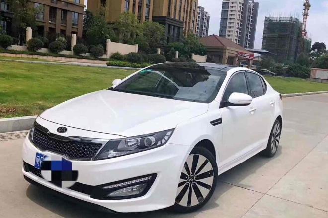 二手车2012款 起亚K5 2.0L 自动 GLS