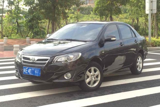 二手车2013款 花冠 1.6L 自动 豪华版