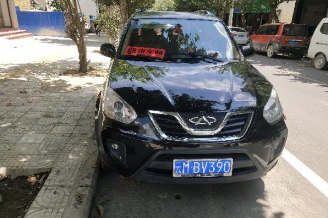 二手车2011款 瑞虎 精英版 1.6 MT 豪华型