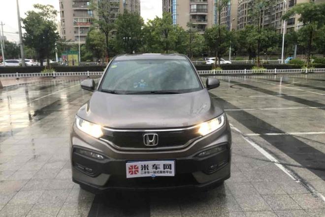 二手车2017款 本田XR-V 1.5L LXi CVT经典版
