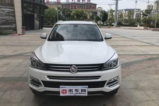 二手车2016款 汉腾X7 1.5T 手动旗舰型