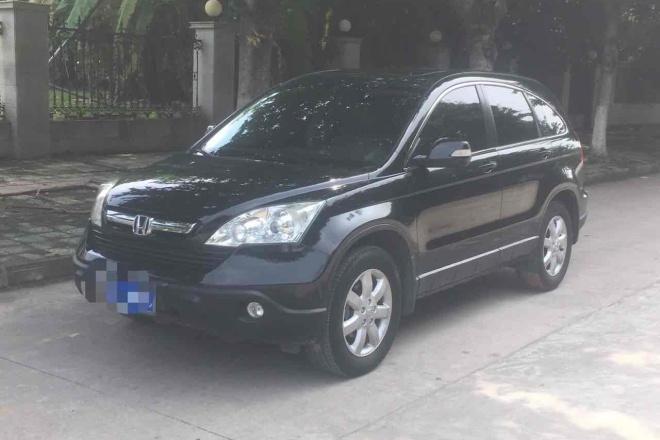 二手车2010款 本田CR-V 2.4L 自动 四驱 尊贵导航版 VTi-S NAVI