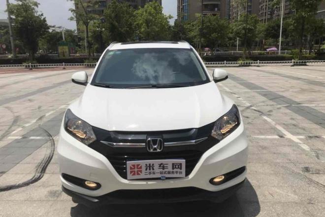 二手车2016款 缤智 1.8L CVT两驱先锋型