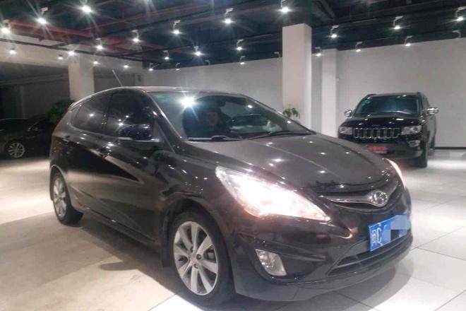 二手车2014款 瑞奕 1.4L 自动GLX